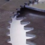 CTR MicroStep MSF fibre laser metal cut sample - gear track