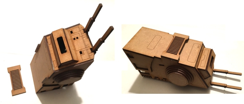 ATAT step 5 stage 17