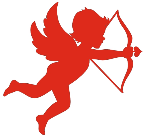 Cupid outline design file