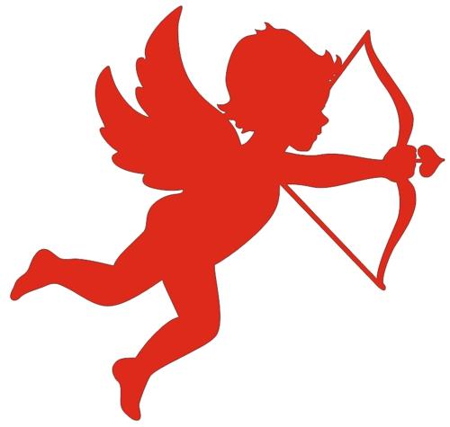 Cupid outline design file