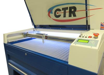 Laser Machine Support