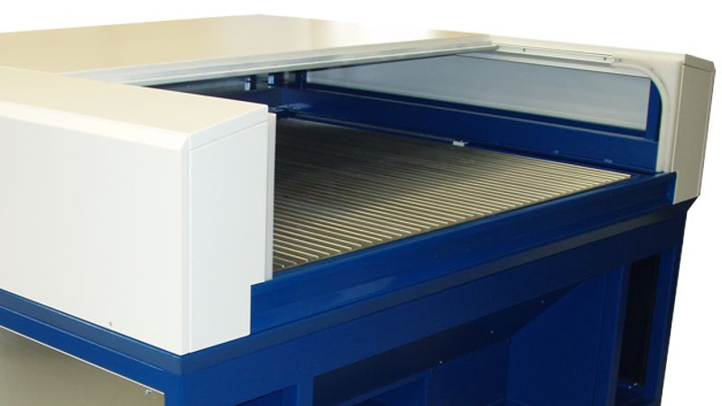 TMK15 laser machine (1500 x 1300 MM)
