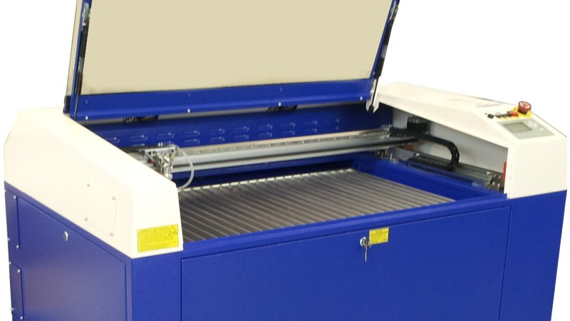 TMX90 laser machine (1000 x 600 MM)